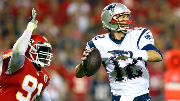 Tom Brady Chiefs