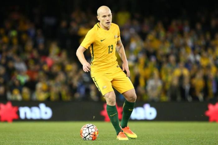 Aaron Mooy Australia Confederations Cup