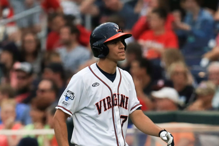 Adam Haseley Virginia Cavaliers