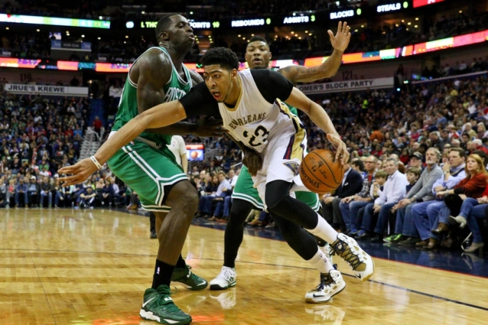 Anthony Davis Boston Celtics Trade