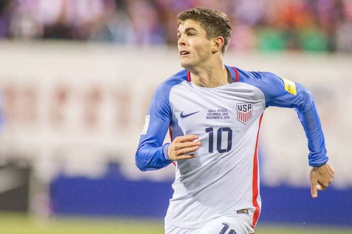 Christian Pulisic USA Mexico