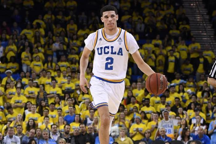 Lonzo Ball NBA Draft Profile