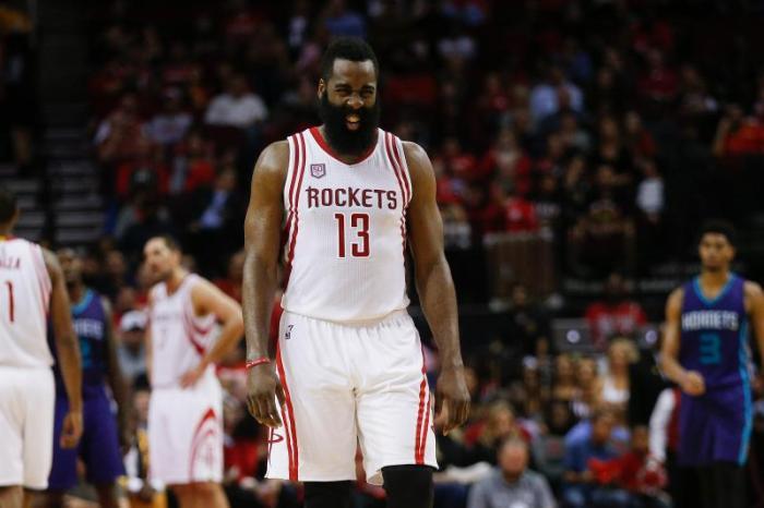 James Harden Houston Rockets Offseason