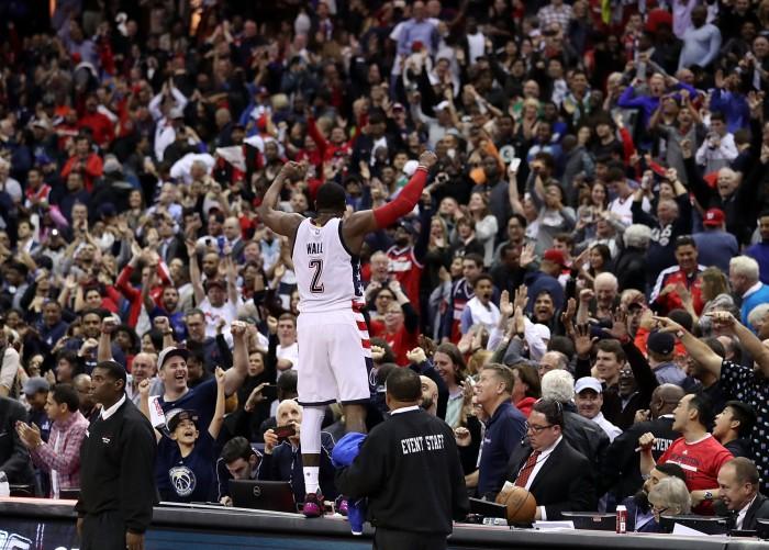 John Wall Game Winner Boston Celtics