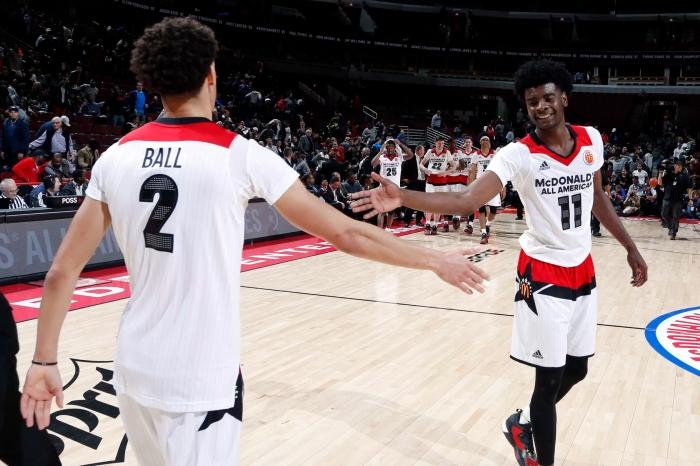 Josh Jackson Lonzo Ball Phoenix Suns Draft