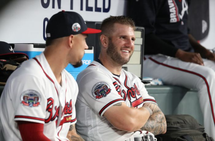Matt Adams Atlanta Braves