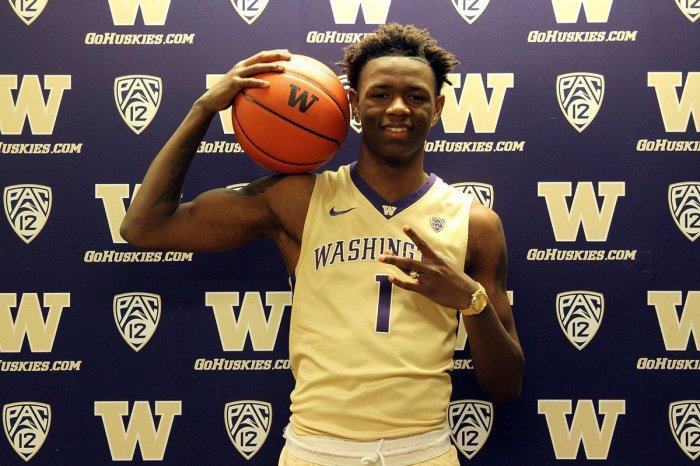 Nahziah Carter Jay Z University of Washington
