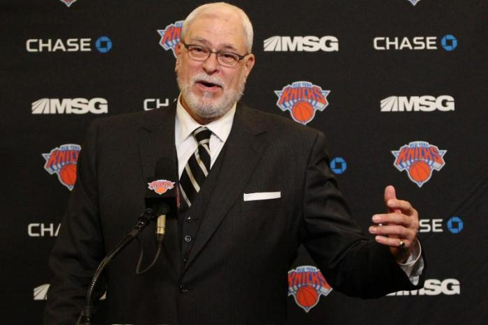 Phil Jackson Fired New York Knicks