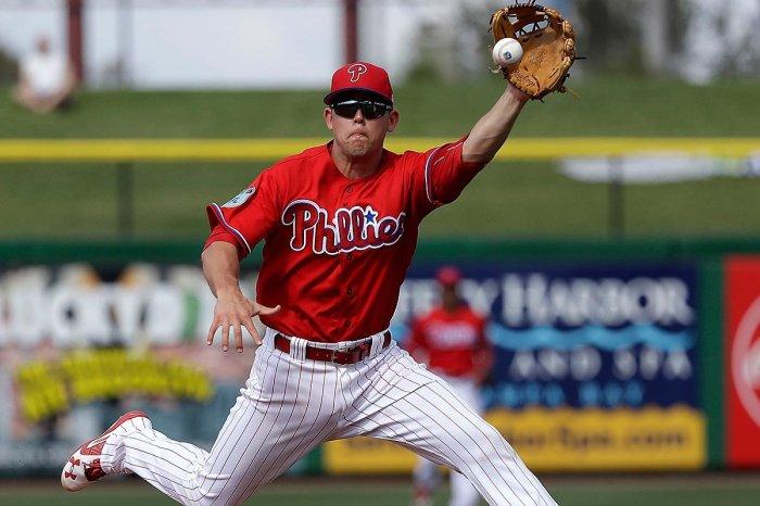Scott Kingery Philadelphia Phillies Minor League