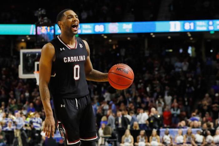 Sindarius Thornwell South Carolina NBA Draft