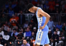 Tony Bradley Jr. UNC Chapel Hill Utah Jazz