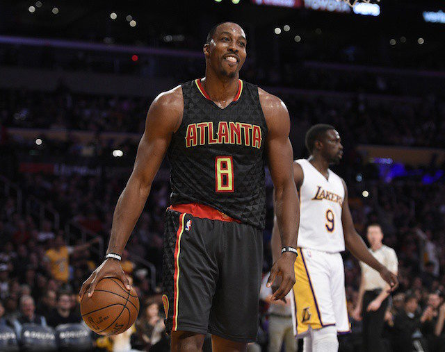 Dwight Howard to the Hornets