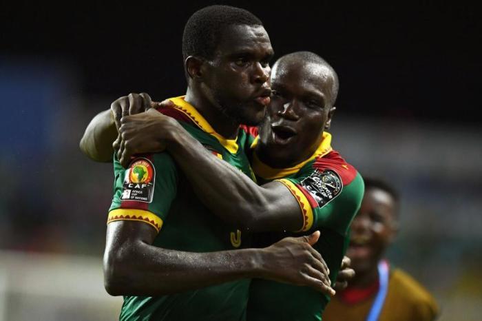 Vincent Aboubakar Cameroon Confederations Cup