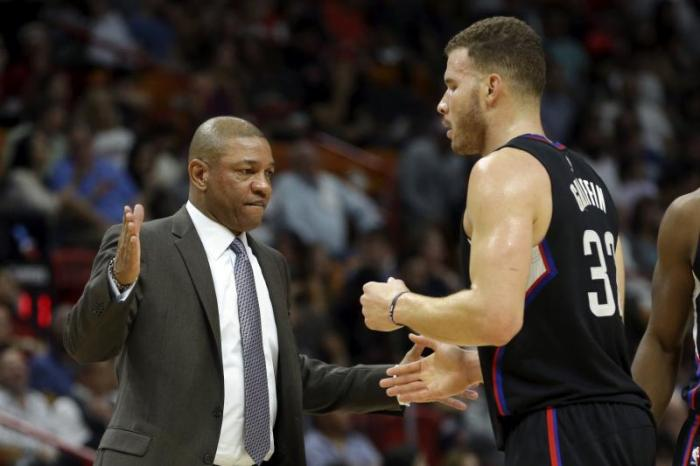 Blake Griffin Free Agent Los Angeles Clippers