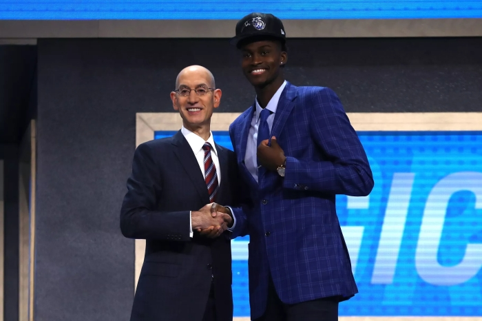 Jonathan Isaac Orlando Magic NBA Draft