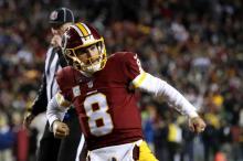 Kirk Cousins Redskins Franchise Tag