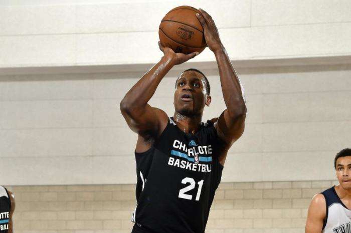 Treveon Graham Charlotte Hornets Summer League