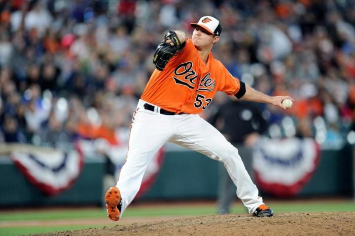 Zach Britton Baltimore Orioles Trade Deadline